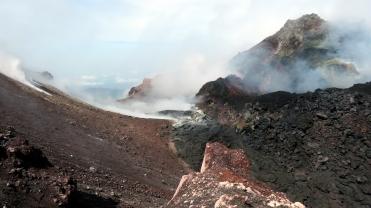 002 Krater Volcán Pacaya