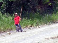 003 Fahrt Cobán-Río Dulce