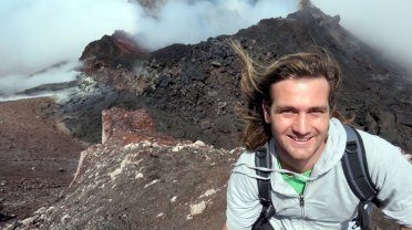 003 Krater Volcán Pacaya