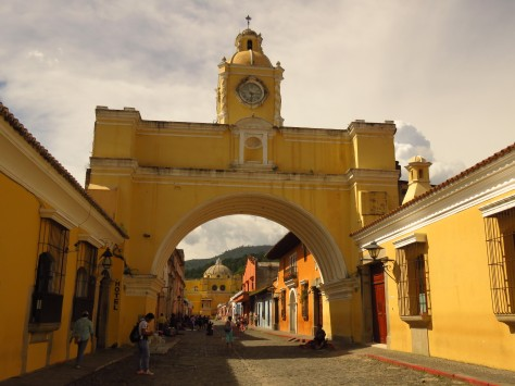 004 El Arco de Santa Catalina Antigua