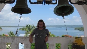 004 Kirchturm Isla Flores