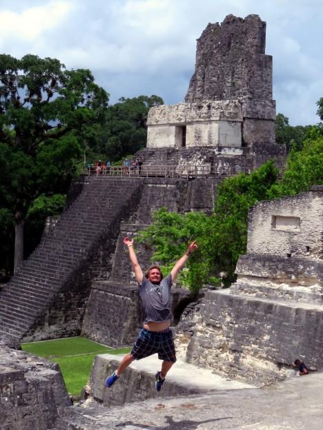 004 Maya Ruinen Tikal