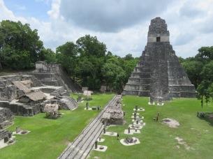 008 Maya Ruinen Tikal