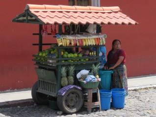 009 Verkaufsstand Antigua