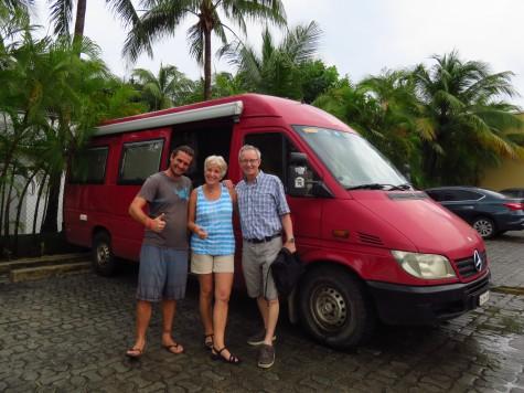001 Ausflug nach Puerto Morelos