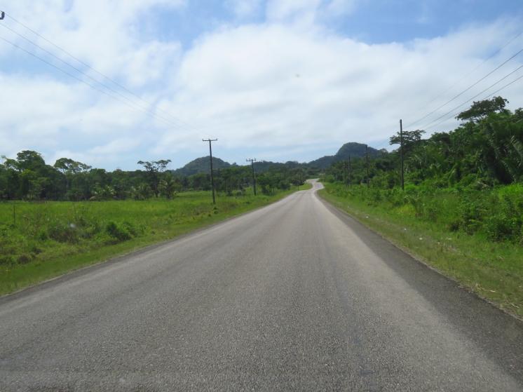001 Belize Southern Highway