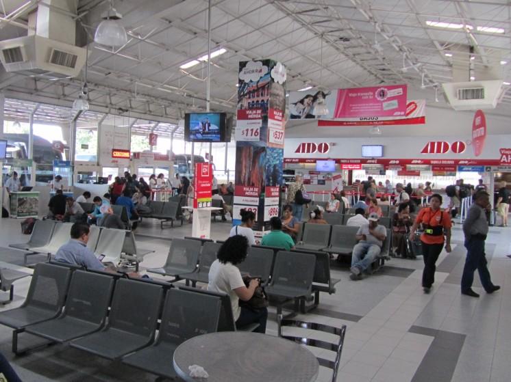 001 Busbahnhof Mérida
