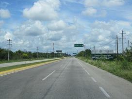 001 Gute Strasse nach Cancún