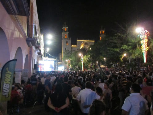 001 Mérida Día de la Independencia