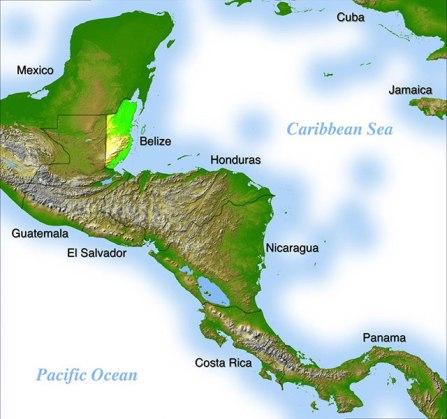 001 Wo ist Belize