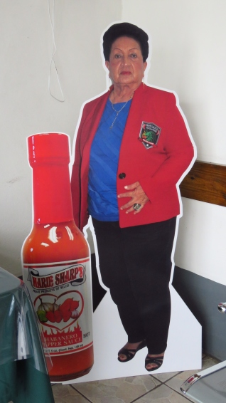 002 Marie Sharp's Hot Sauce Factory