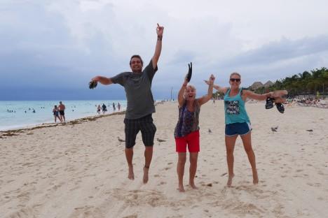 002 Strand Playa del Carmen
