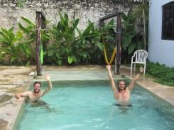 003 Thomas & Damian Pool La Ermita