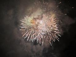 004 Feuerwerk Mérida Día de Independencia