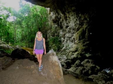 004 Río Frio Cave