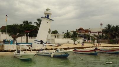 006 Leuchtturm Puerto Morelos