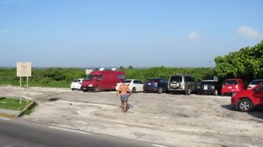 006 Stellplatz Playa delfines Cancún