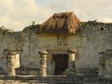 006 Tulum Maya-Ruinen