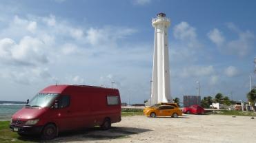 007 Stellplatz Mahahual nebst Leuchtturm