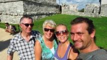 007 Tulum Maya-Ruinen