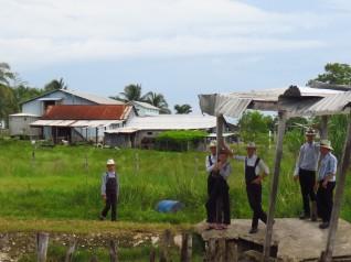 008 Mennoniten der Shipyard-Community