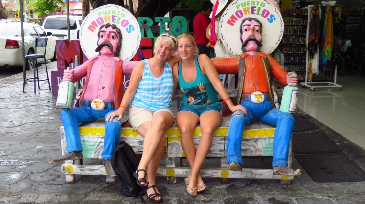 010 Ausflug nach Puerto Morelos