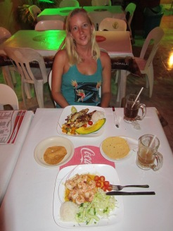 013 Fischrestaurant Palapa de Seco