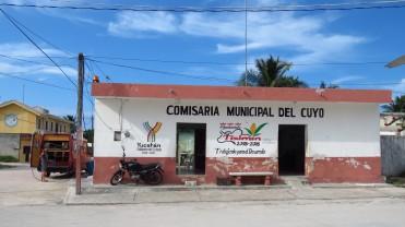 016 Polizeiposten in El Cuyo