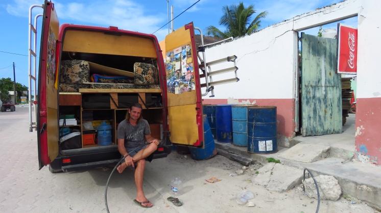 017 Polizeiposten in El Cuyo