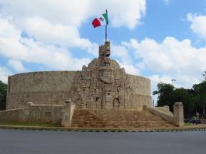 019 Monumento a la bandera in Mérida
