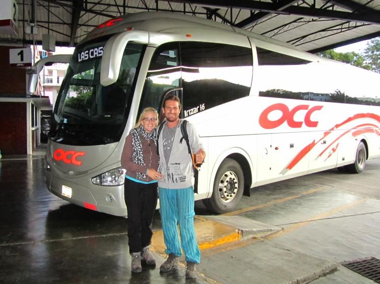 001 Backpack nach Chiapas