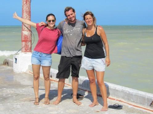 001 Elora, Thomas & Sarah in Sisal