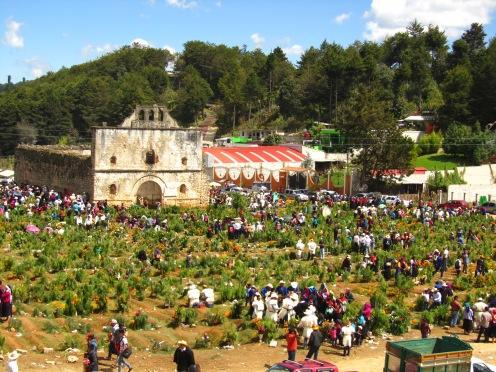 001 Friedhof in Chamula