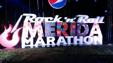 001 Rock'n'Roll Marathon Mérida