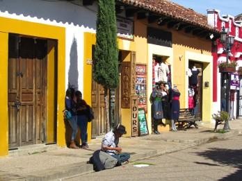 001 San Cris StrassenverkäuferInnen