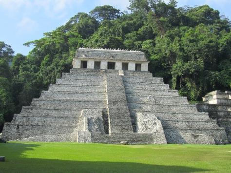 001 Tempel der Inschriften in Palenque