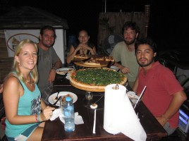 002 Miri, Thomas, Elora, Damon & Carlos in Mérida