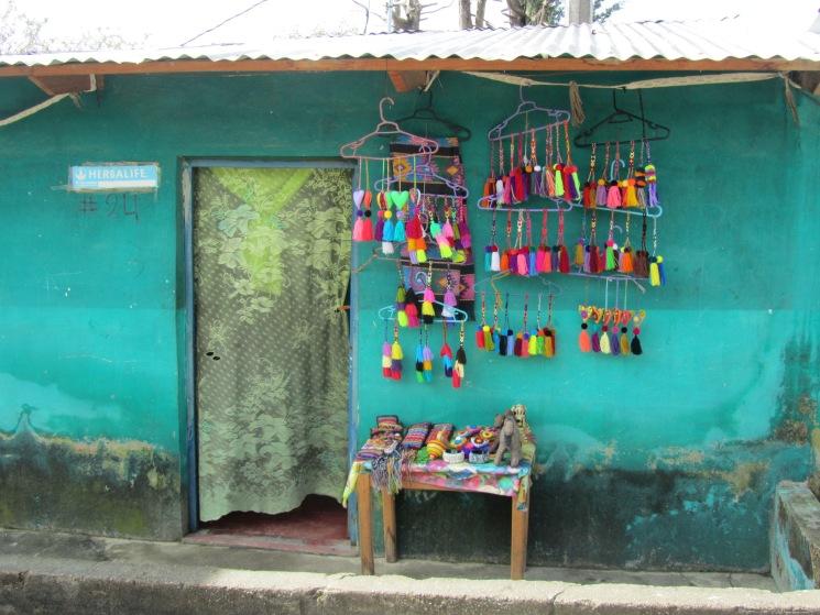 004 Haus in Chamula