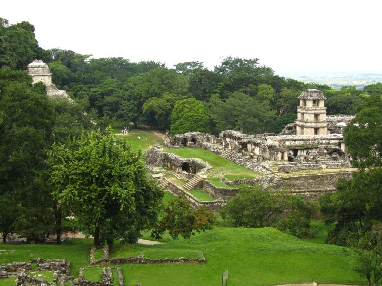 004 Ruinas Palenque