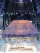 004 Sarkophag im Museo de Sitio Palenque