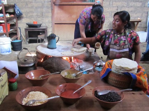 010 Tortillas in Zinancantán