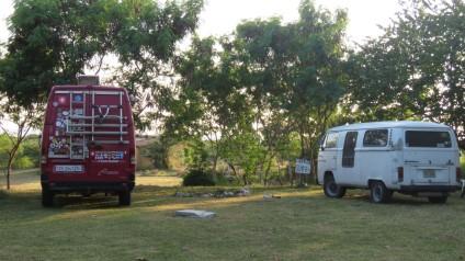 001 Camping Ecotourístico La Escobilla