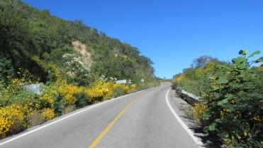 002 Fahrt durchs Valle Central nach Oaxaca