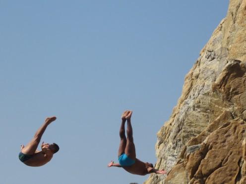 005 Klippenspringer von Acapulco