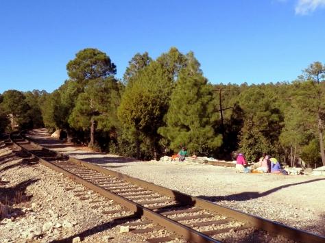 001 Bahngleise El Chepe