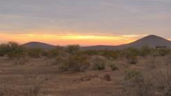001 Sonnenaufgang in der Wüste