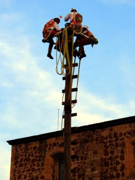 001 Voladores in Tequila