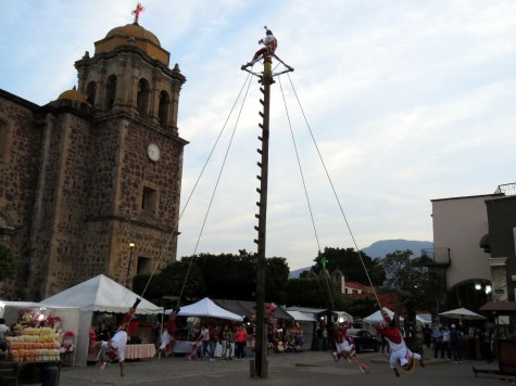 002 Voladores in Tequila