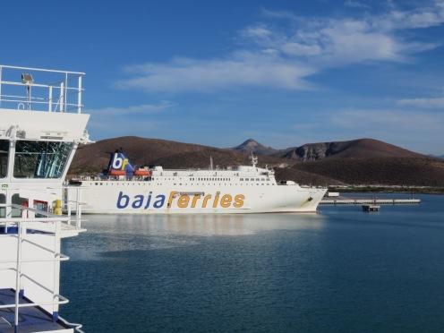 003 Baja Ferries Topolobambo-La Paz