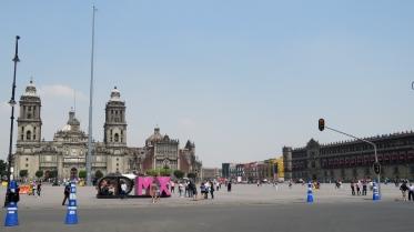 001 México DF Zócalo